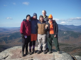 Chocorua Summit