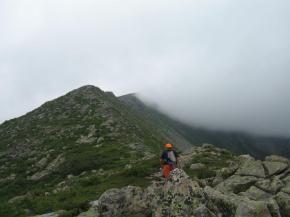 Tam on Ridge