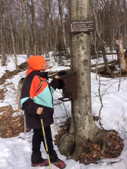 Reading the Trail signs